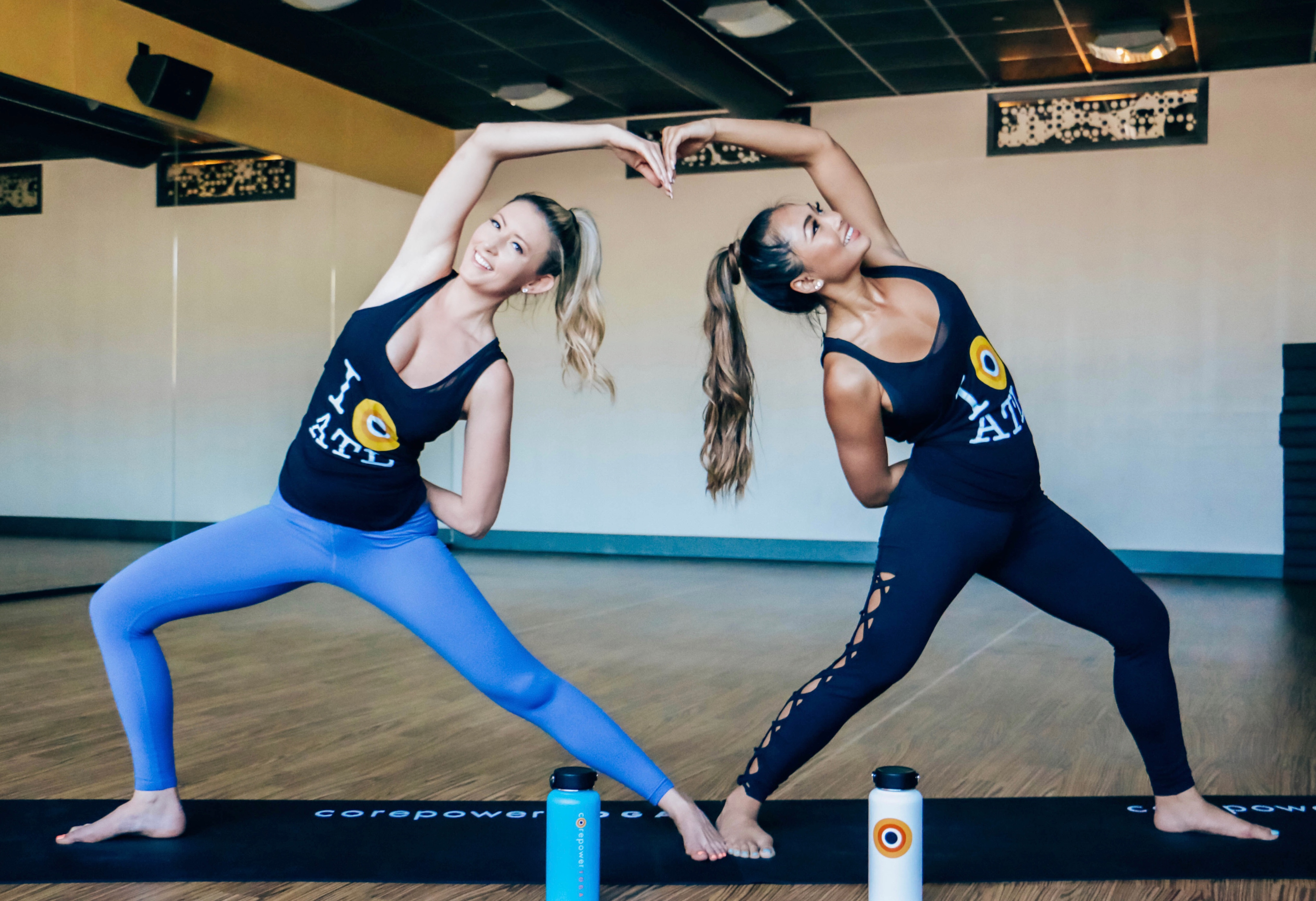 Our Journey with CorePower Yoga