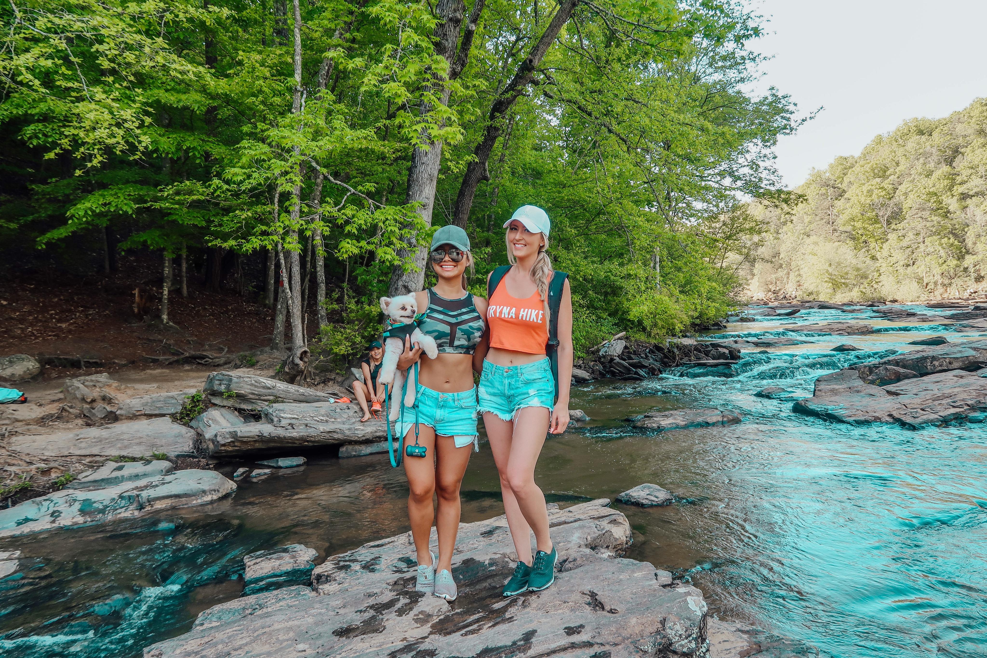 Exploring Sweetwater Creek