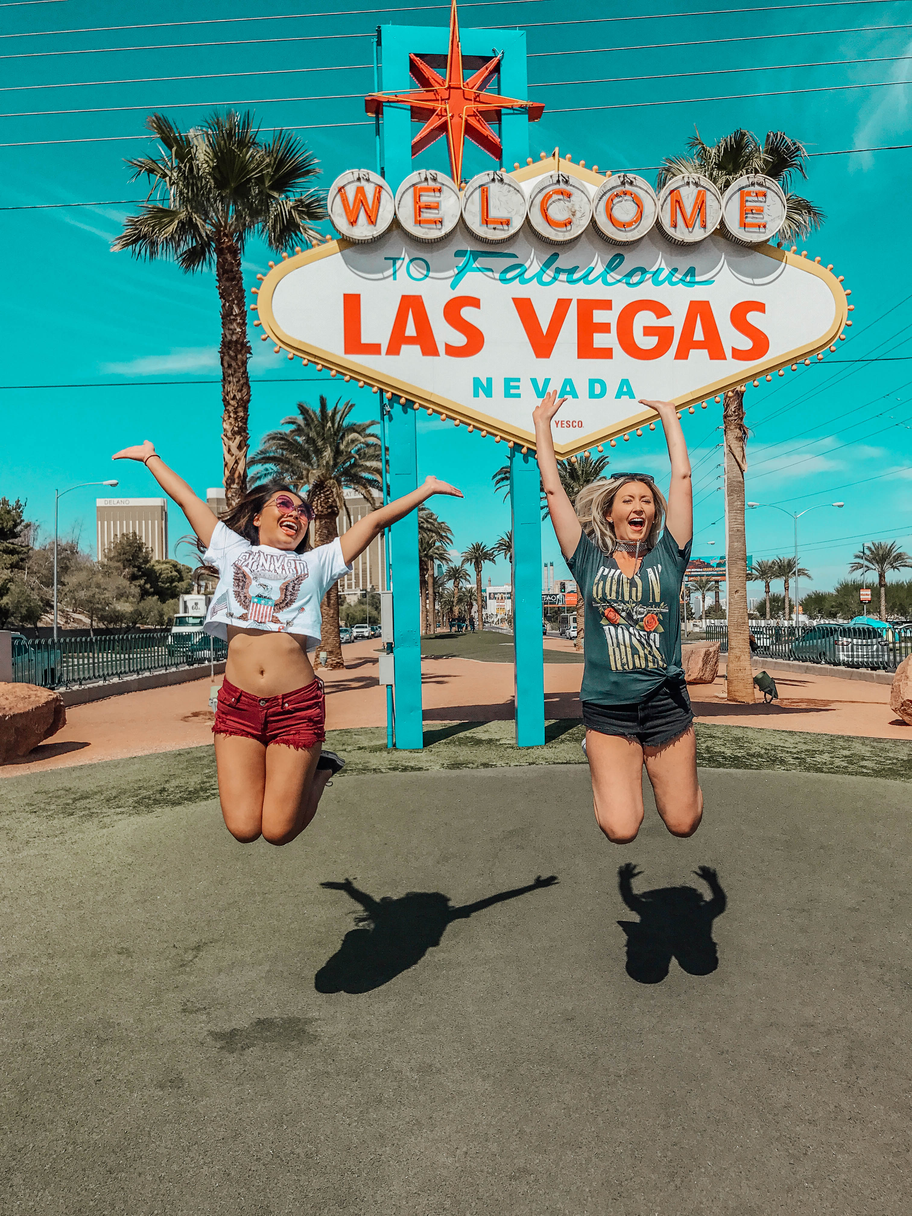 The Ultimate Girls' Guide to Las Vegas
