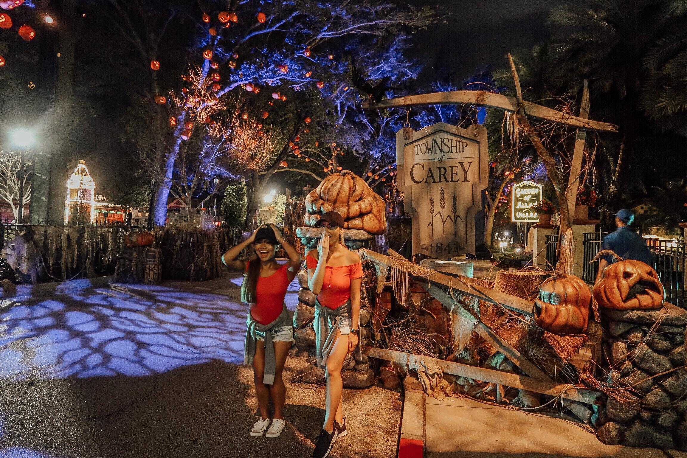 Universal Orlando's Halloween Horror Nights 2018