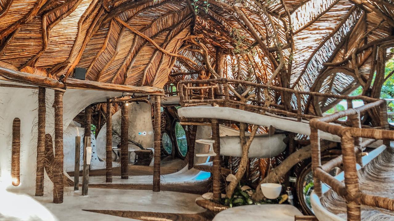A Look Inside Azulik Tulum Treehouse Eco Resort