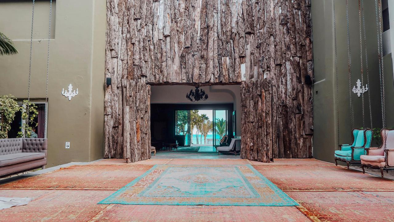 A Look Inside Pablo Escobar's Mansion