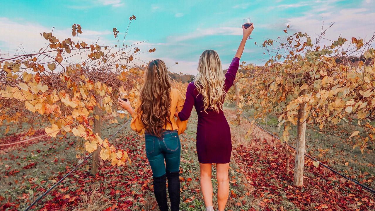 Girls' Getaway to Château Élan
