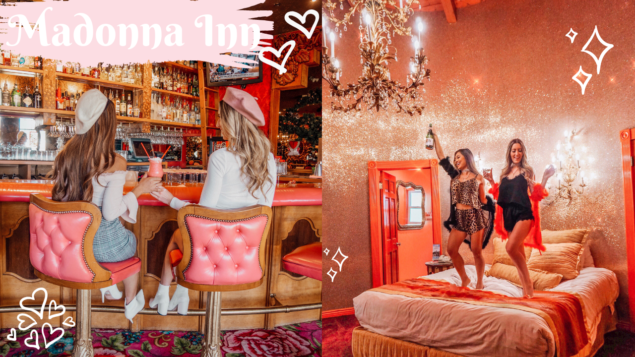 A Whimsical Stay at the Madonna Inn