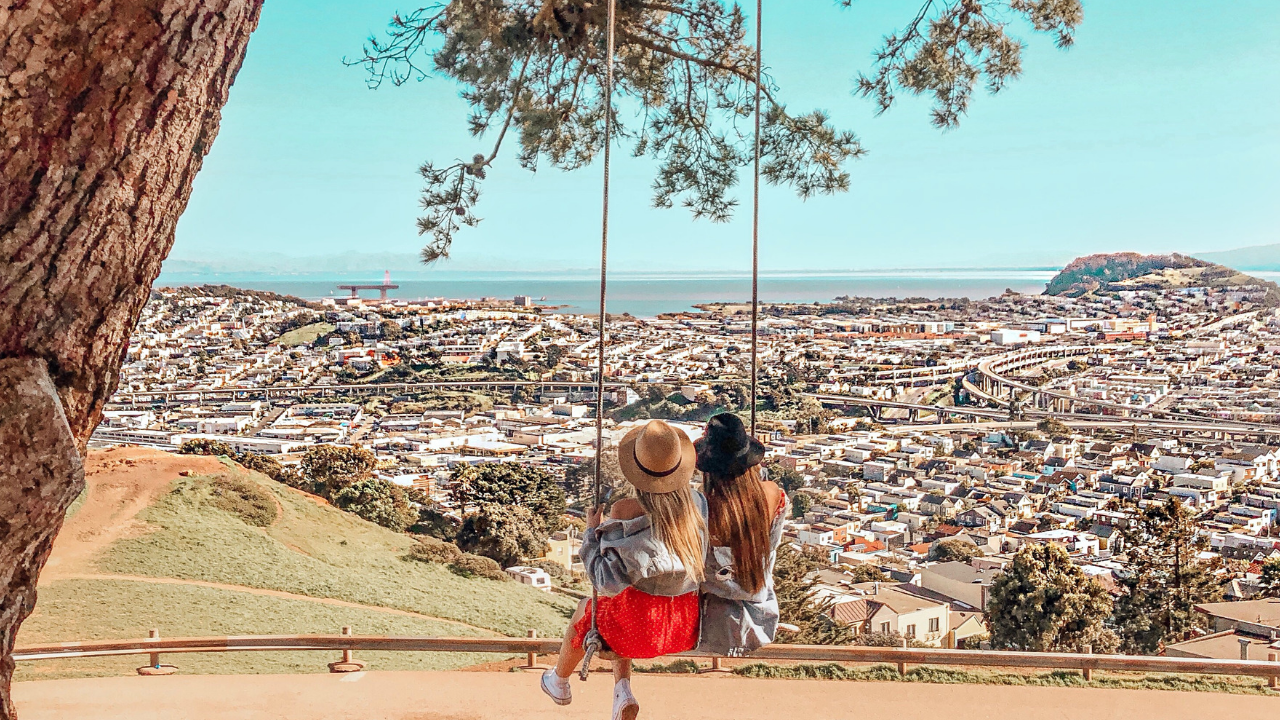 13 Best Viewpoints in San Francisco!