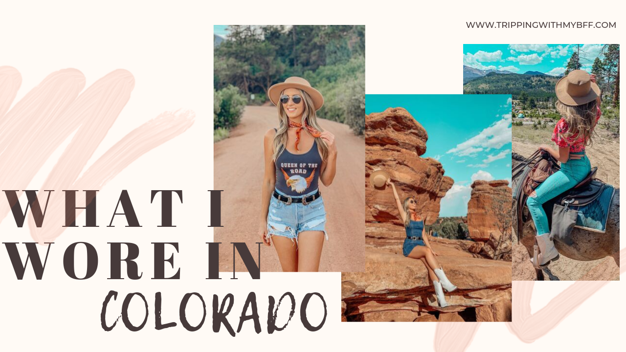 What I Wore in Colorado