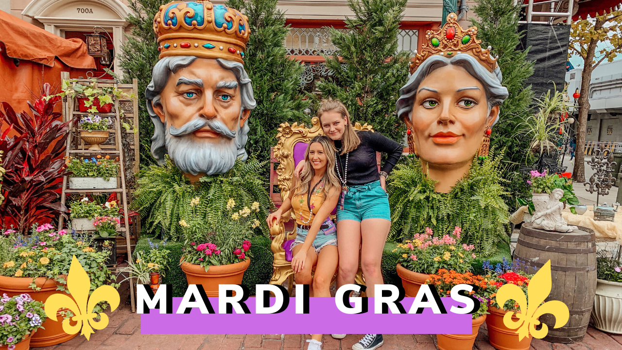 Universal Orlando Mardi Gras Guide 2020