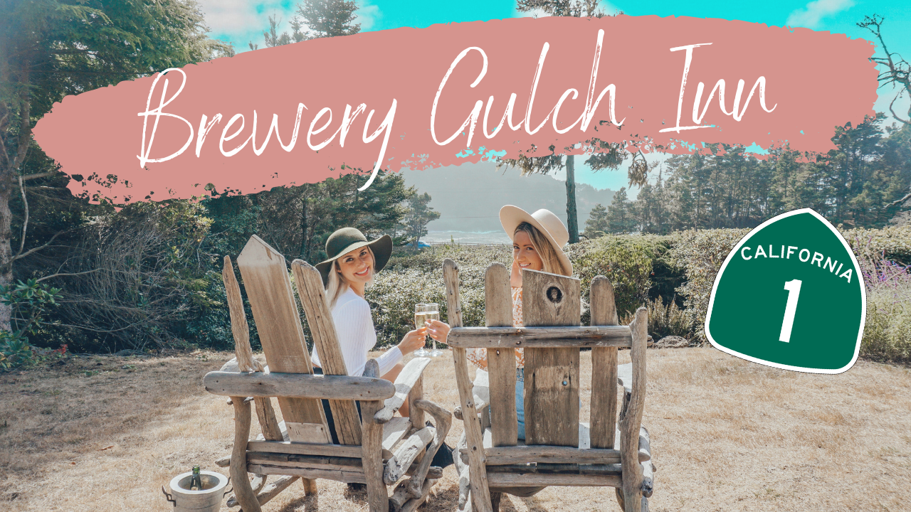Girls' Getaway to Brewery Gulch Inn on the Mendocino Coast!
